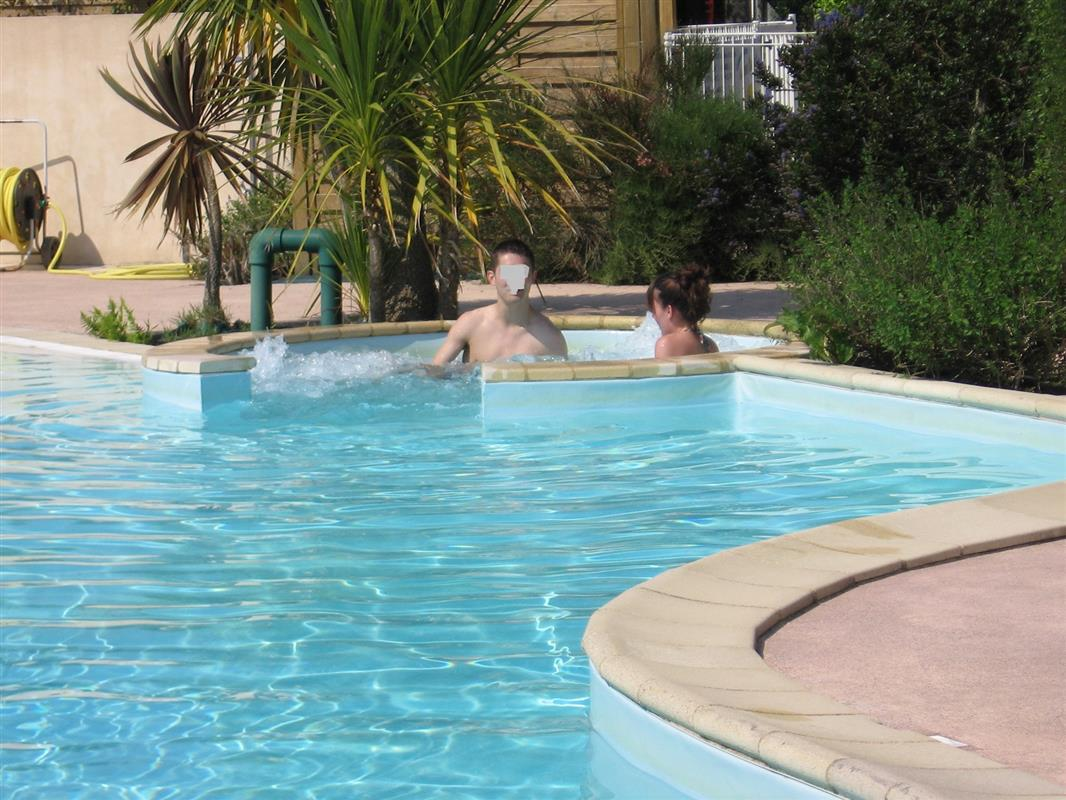 Camping en bretagne avec piscine golfe du morbihan sud for Camping guerande avec piscine